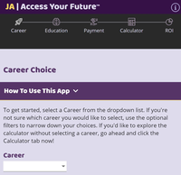 JA Access Your Future image